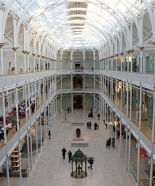 National Museum of Scotland Atrium